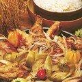 Le yassa poulet, une spécialité sénégalaise
