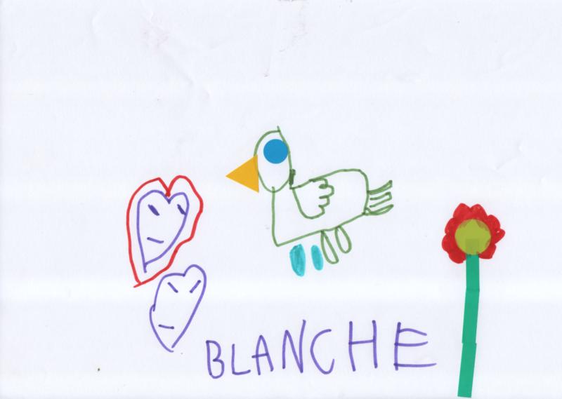 Poulette Blanche