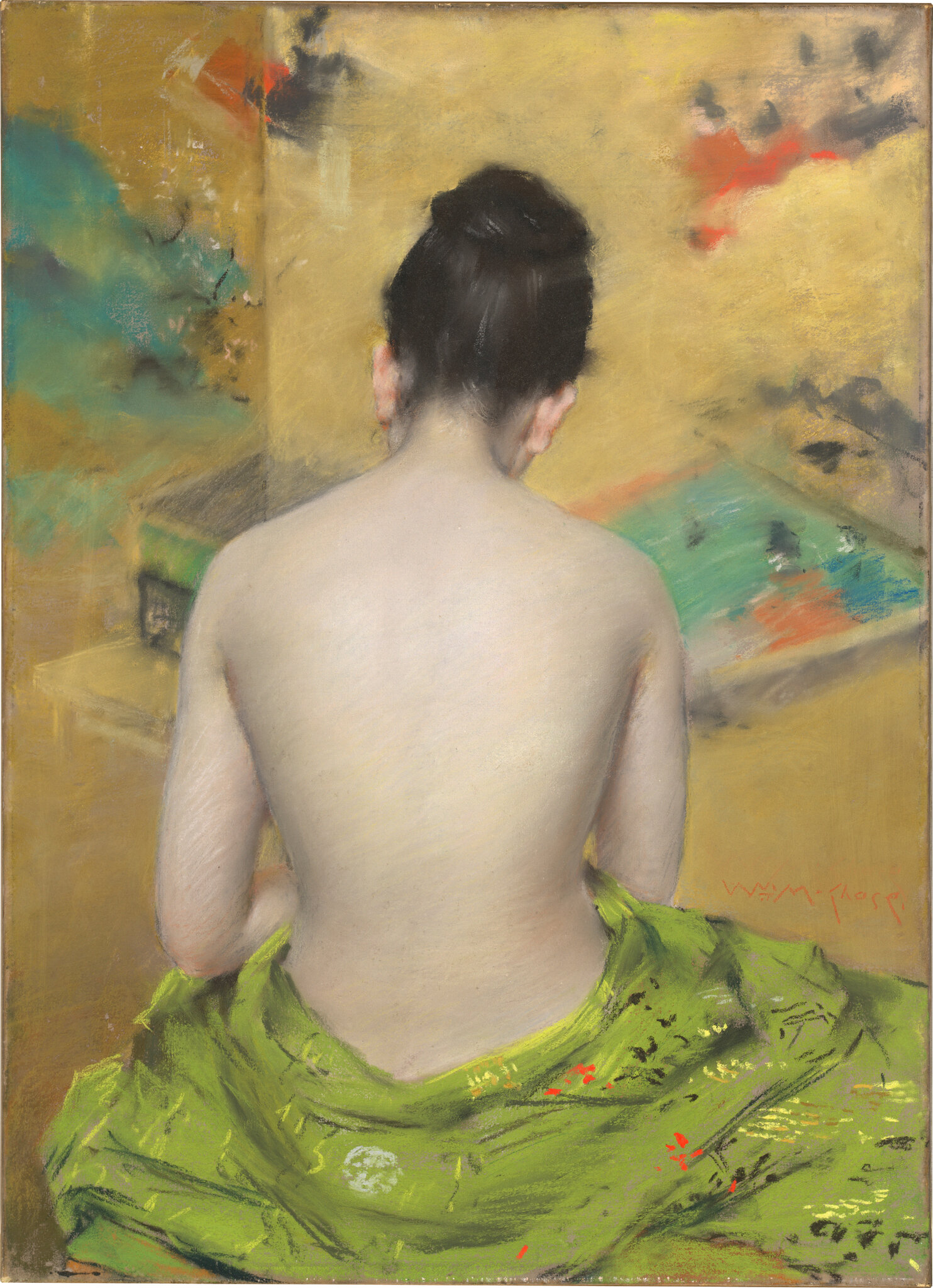 Major Exhibition Traces the History of Pastel in Art at