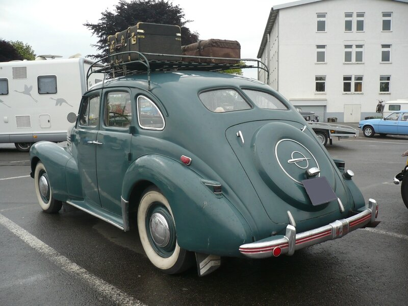 OPEL Kapitän '39 berline 4 portes Speyer (2)