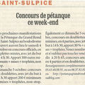 Concours Oct 08