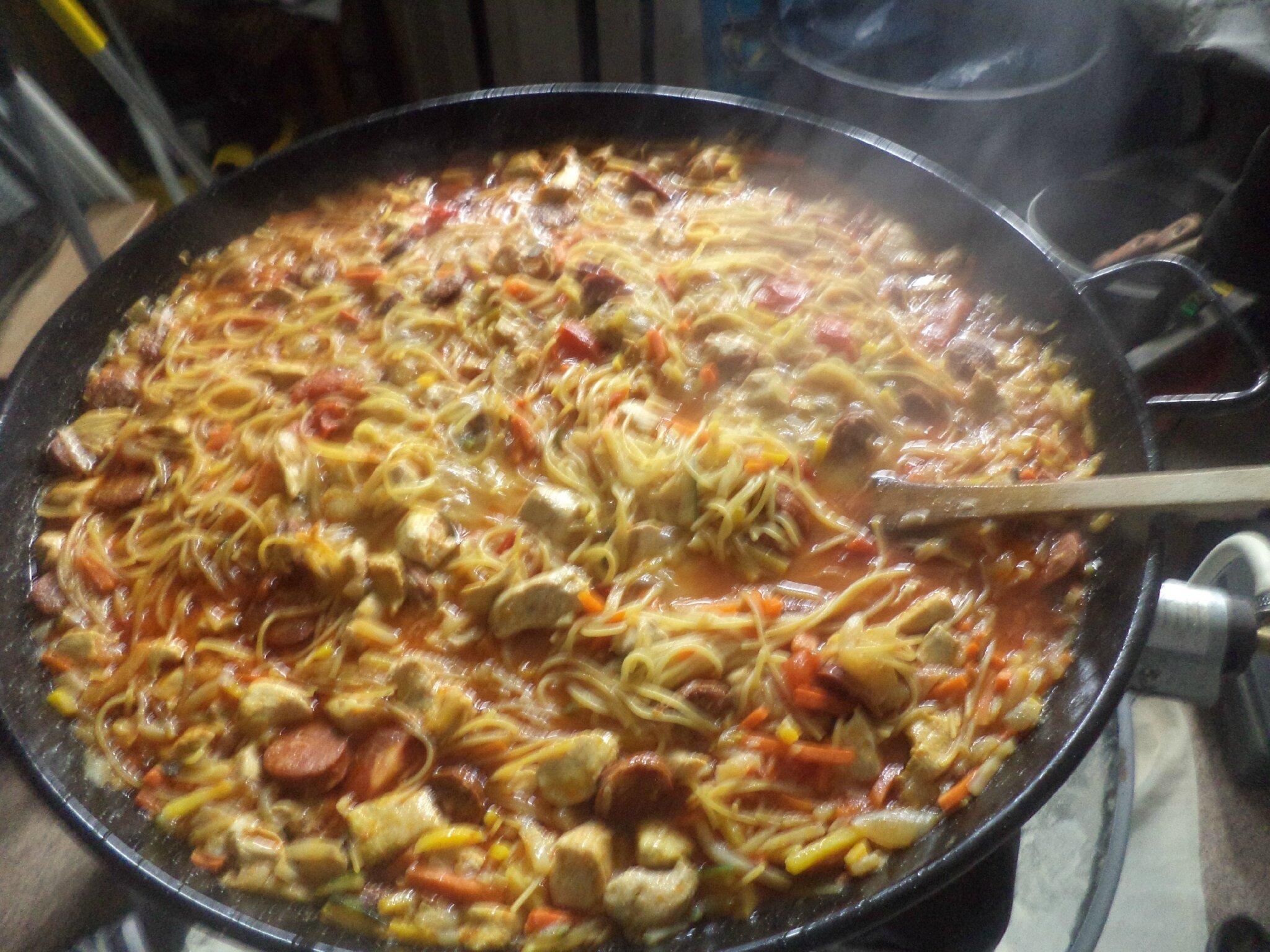 Idée Repas Pour 20 Personnes Maxi one pot pasta   le blog de chantal76