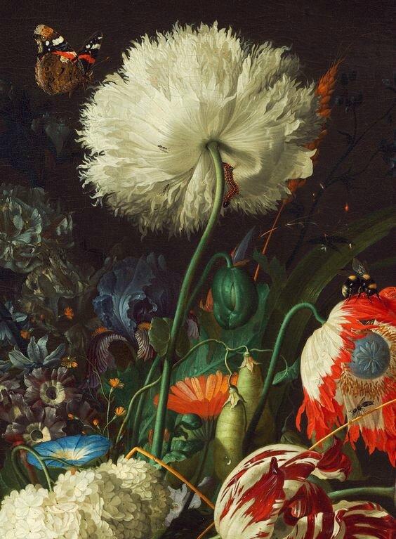 Jan Davidsz De Heem 1606 1683 1684 Vase Of Flowers C