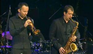 Paris Jazz Big Band festival Jazz en Baie 2012