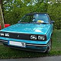 Renault alliance cabriolet (1985-1986)
