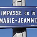 Inventaire des rues vendéennes : fontenay-le-comte