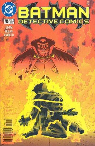 detective comics 0715