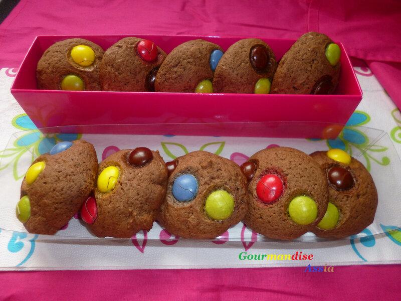 Cookies au Cacao3