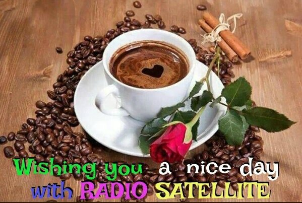 RADIO SATELLITE CAFE