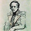 Mikhaïl iourievitch lermontov / михаил юрьевич лермонтов (1814 - 1841) : « adieu, russie, patrie pouilleuse ...» / « прощай, нем
