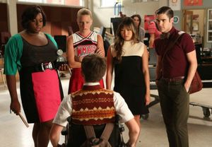 Glee the new rachel