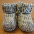 chaussons roseau