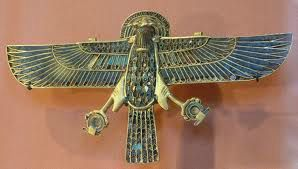AIGLE EN EGYPTE ANTIQUE