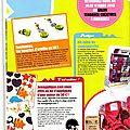 Jemapplique.com s'affiche dans la presse magazine :)