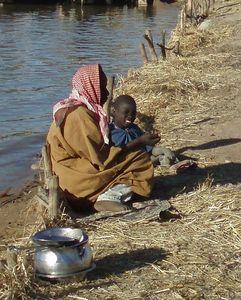 mendiants MOPTI Mali
