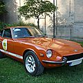 DATSUN 240 Z 1970 Baden Baden (1)