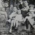 Beïa, Denise, Claude, Jacques, André, Véronique, Yvon