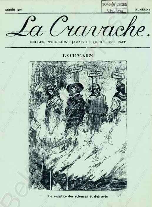 Cravache Louvain