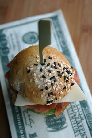 burger de saumon avocat wasabi 3
