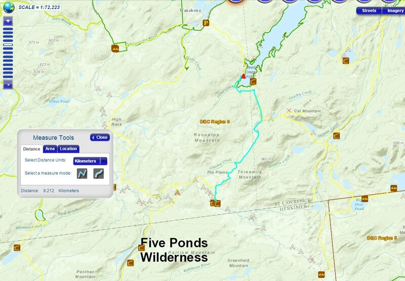 Five Ponds Wilderness