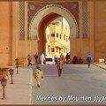 Bab Berdain Méknes