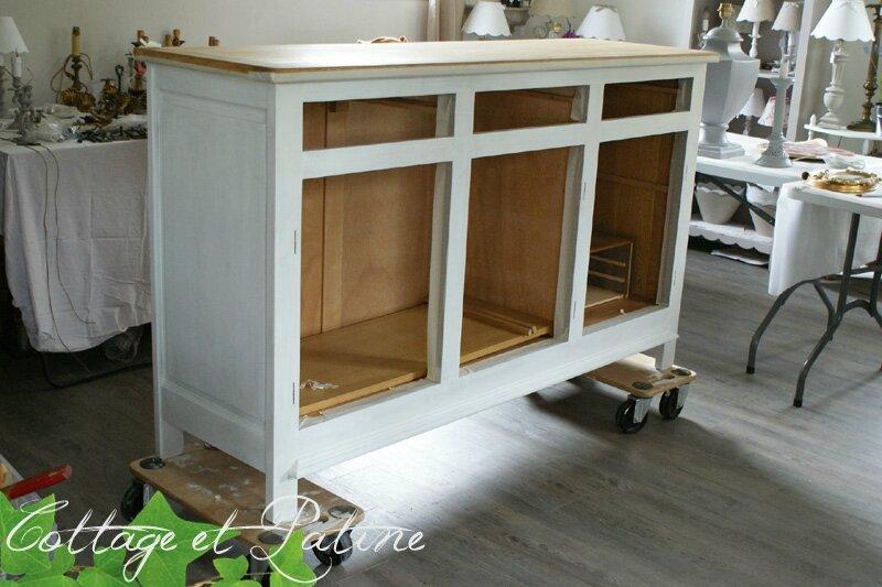 Cottage et Patine relooking meubles REGE0023