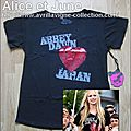 T-shirt Abbey Dawn
