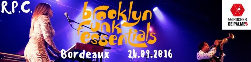 Brooklyn Funk Essentials Palmer 2016