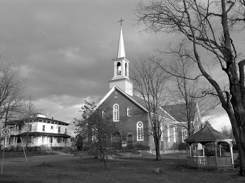 St-Camille-église