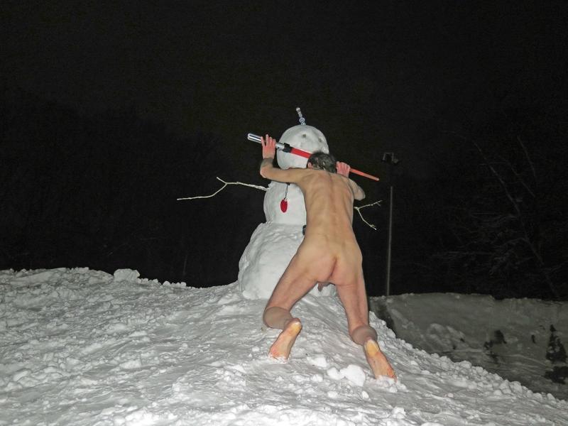 Bonhomme de neige BDSM -février 2018 copie