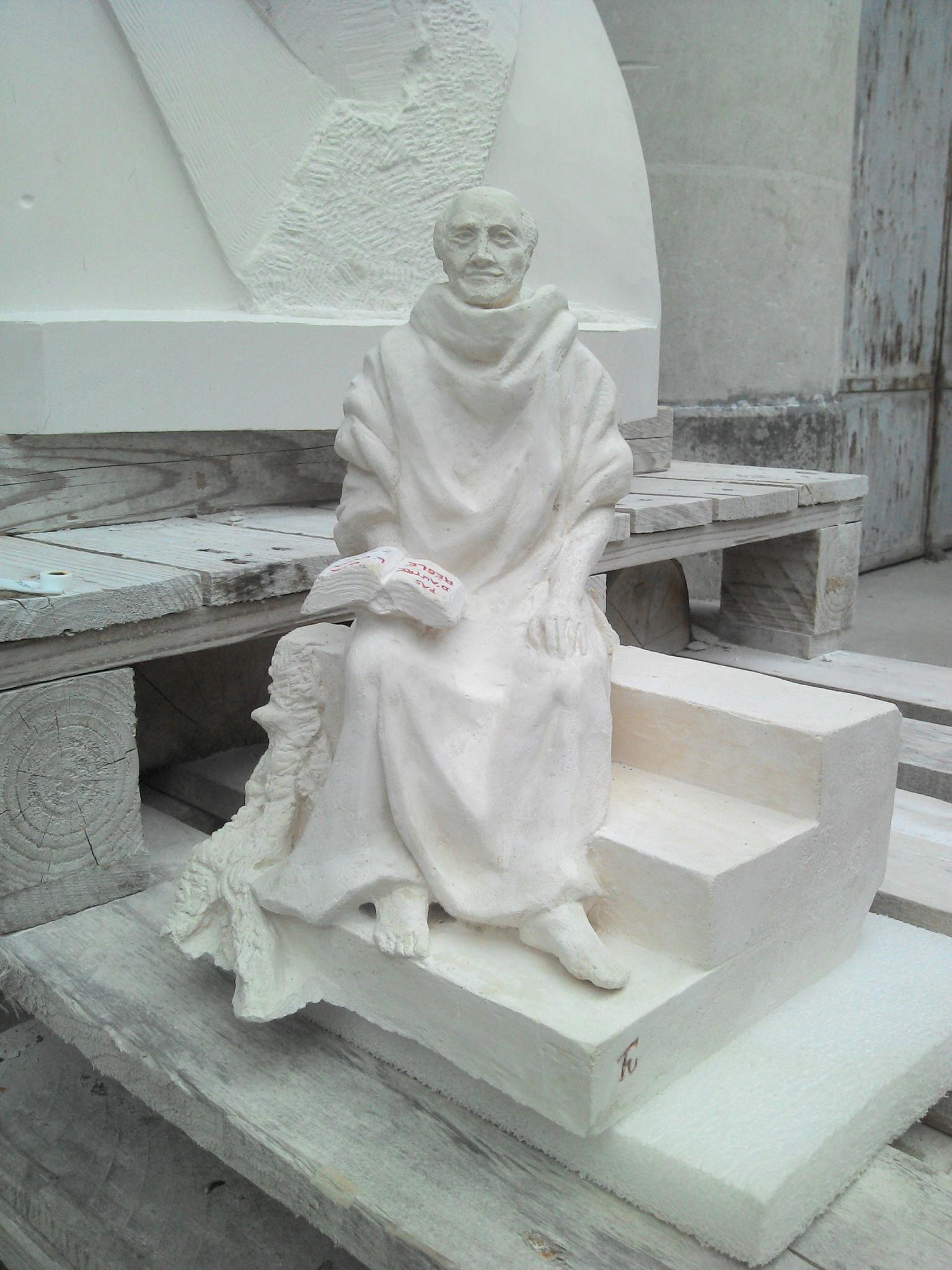 Fulbert DUBOIS sculpteur - Saint Etienne de Muret - Moulage en pierre reconstituée