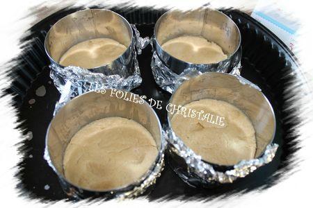 Cheesecake petits pois 3