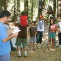 El fin del campamento: Se destaca las cualidades de cada uno