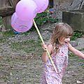 Première petite robe trapèze pour l'été