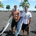 Yvonnick le surfeur !