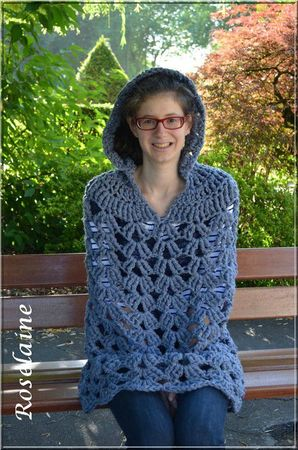 Roselaine678 Poncho Drops