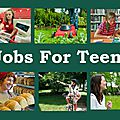 3c : jobs for teens