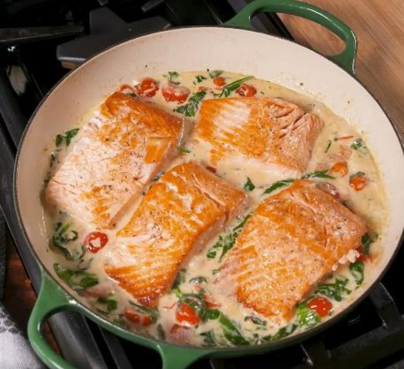 saumon-beurre