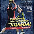 Iiie tournoi international de massy