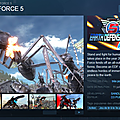 EDF 5 Steam