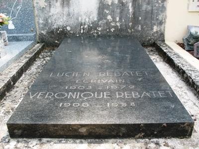 Rebatet Lucien (Moras-enValloire)
