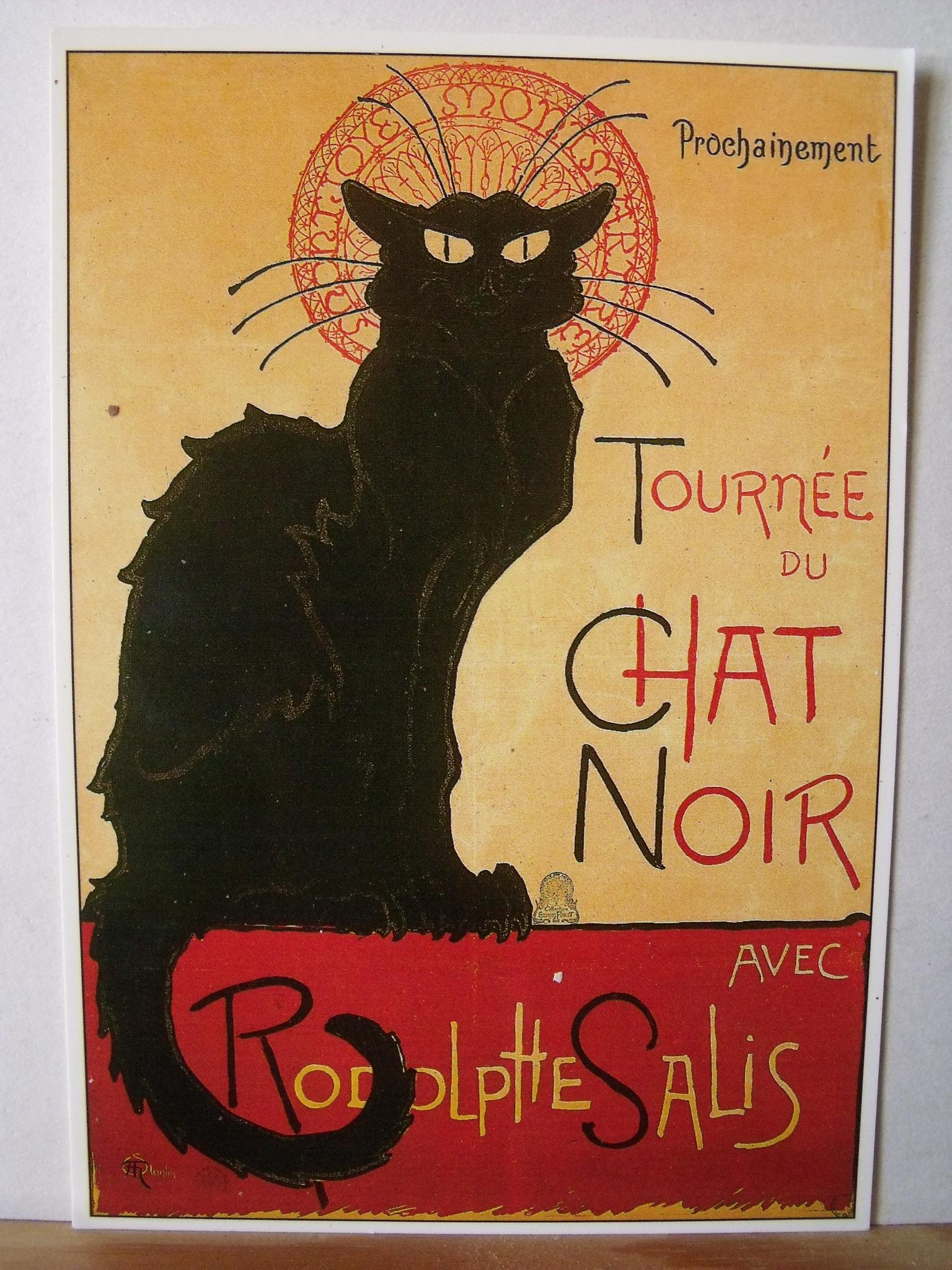 Chat noir 1896