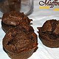 Muffins noisette et citron