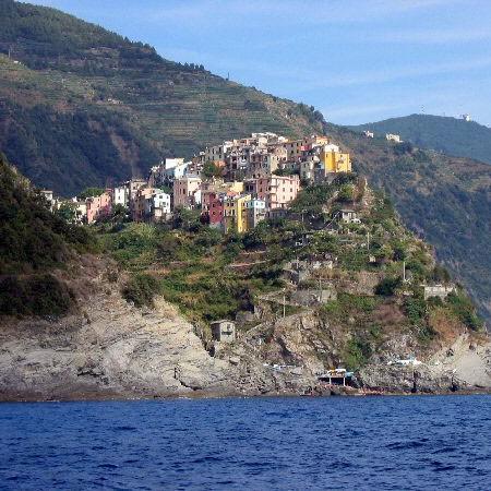5 terre, Liguria, Italia