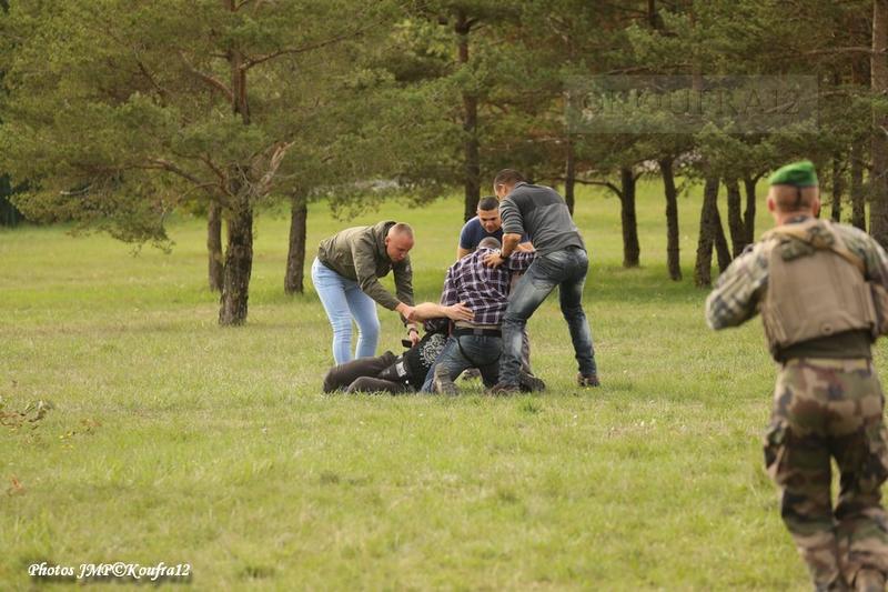 Photos JMP©Koufra 12 - La Cavalerie - 13e DBLE - 28092019 - 0334