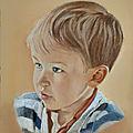 Portraits pastel 1