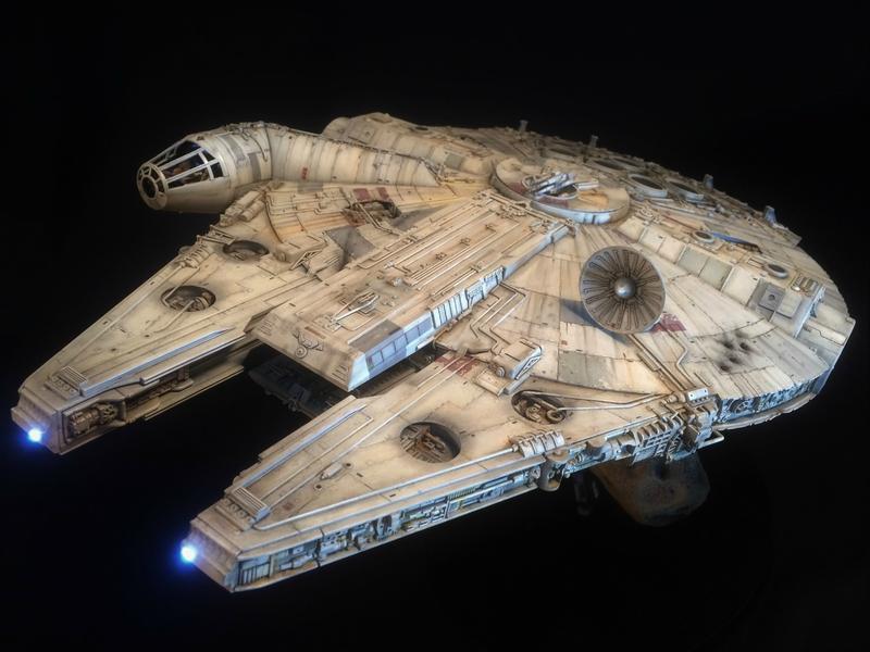 Millennium Falcon 15