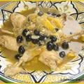 Poulet aux citrons confits