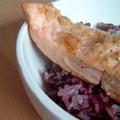 Papillote de saumon au gingembre, sans blé, sans lait