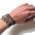 Bracelet peyote... quand on aime...